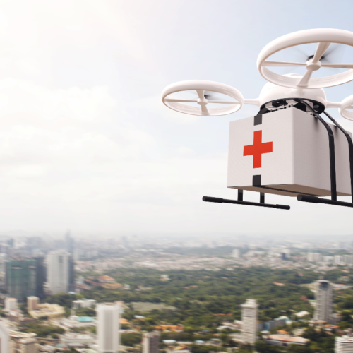 The Future of Emergency Response: 4 Ways Drones Can Help Save Lives