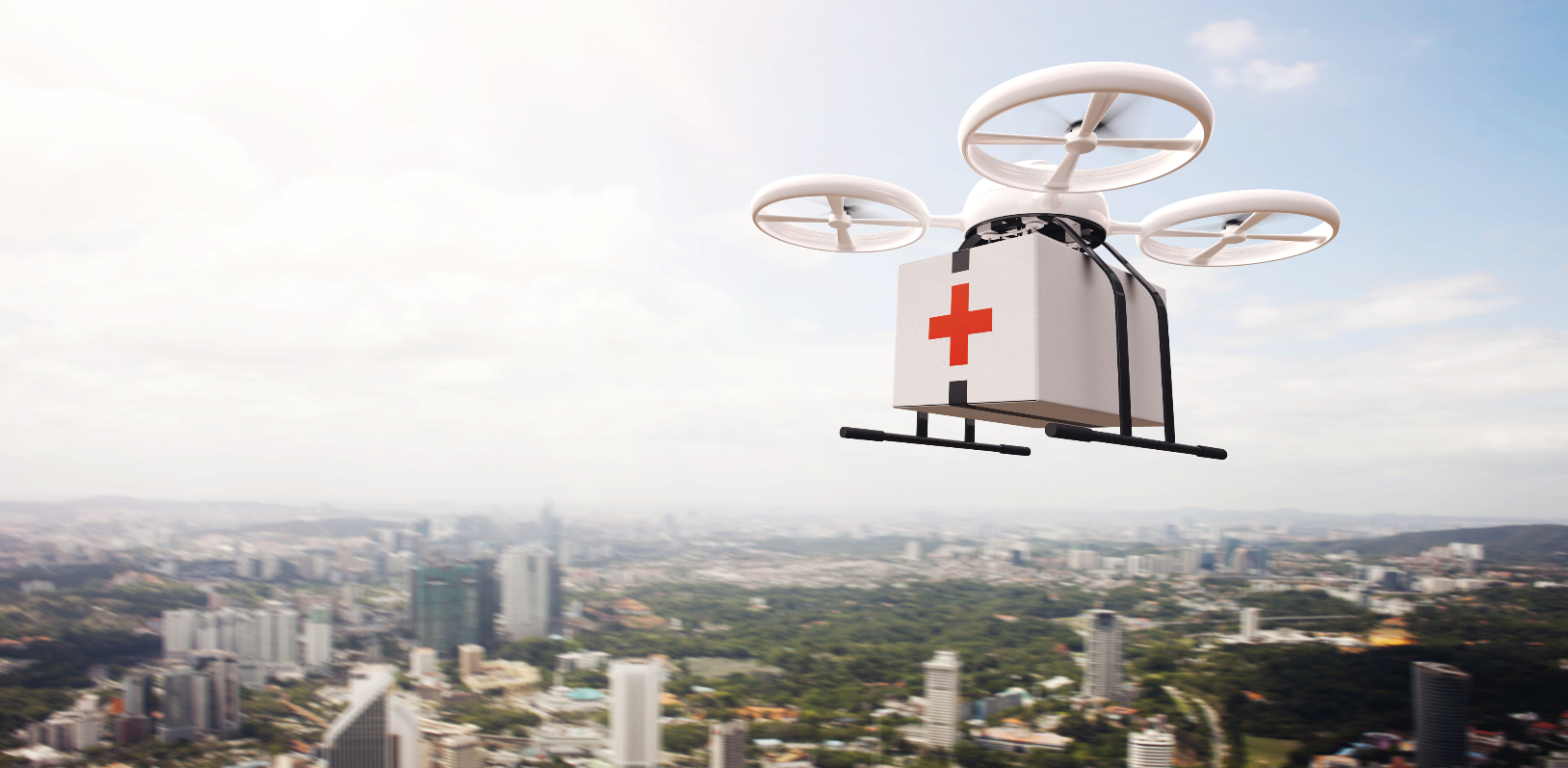 Emergency response drone